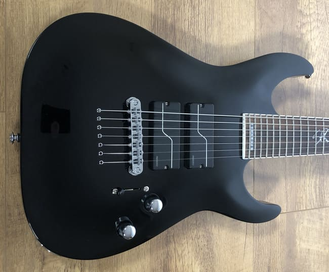 ESP Ltd SC-607B Stephen Carpenter Signature