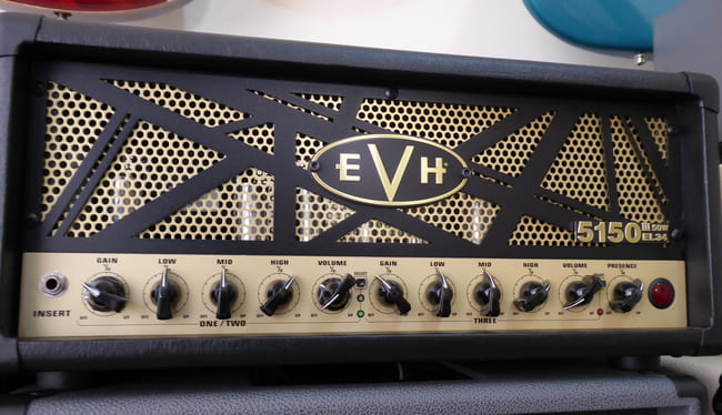 EVH 5150 Mk 3 Head Amplifier