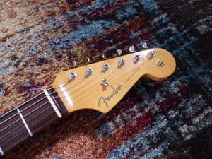 Fender Original 50's Stratocaster Headstock