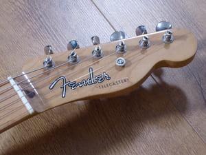 Fender American Original 50s Telecaster Headstock