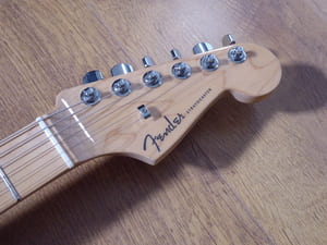 Fender Elite Stratocaster Headstock