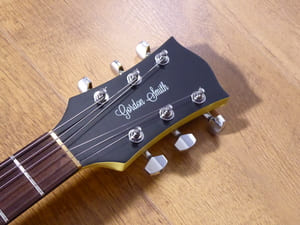 Gordon Smith GS1 Headstock