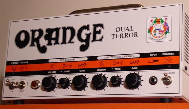 Orange Dual Terror Lunchbox Guitar Head Amplifier