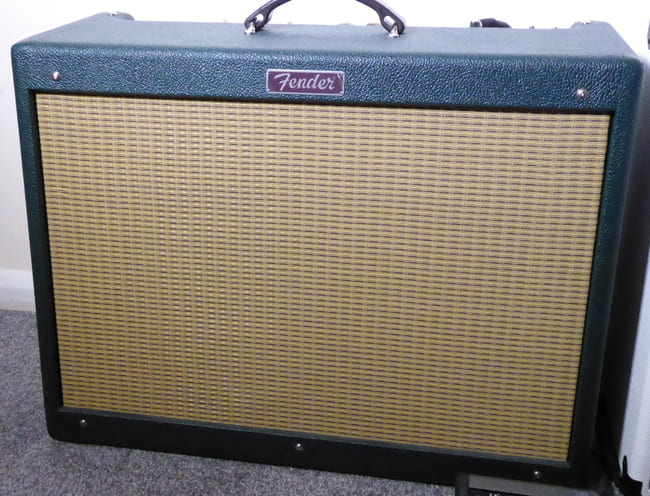 Fender Blues Deluxe in Emerald Green (Limited Edition)