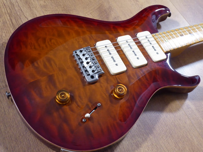 PRS Custom 22 from Squealing Pig Guitars