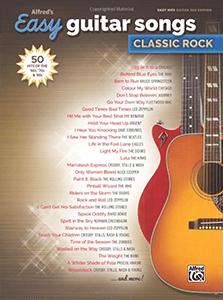 Alfreds Easy Guitar Songs