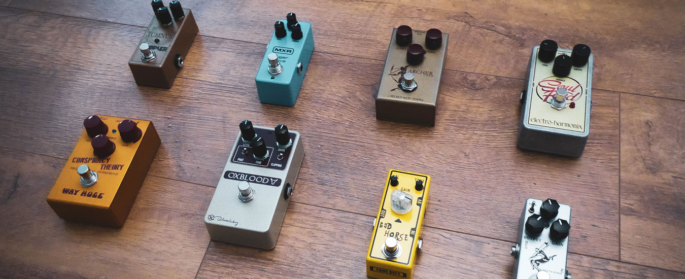 Best Klon Centaur Clones And Klon Inspired Pedals