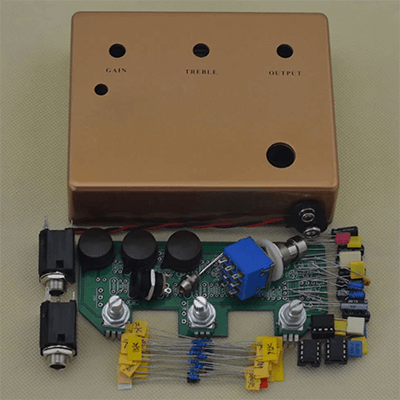 Build your own Klon - TTONE Kit