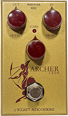 J Rockett Audio Designs Archer ikon