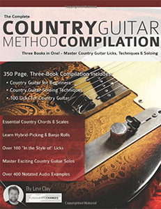 The Complete Country Guitar Method Compilation