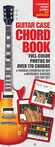 The Guitar Case Chord Book
