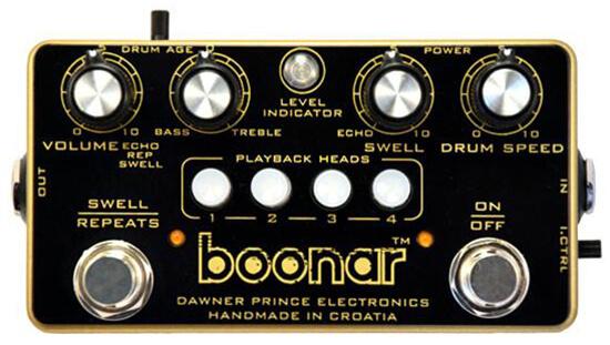 Boonar Drum Echo