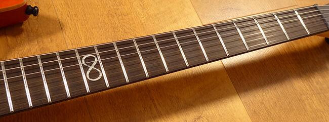 Chapman ML1 Pro Modern - Fretboard