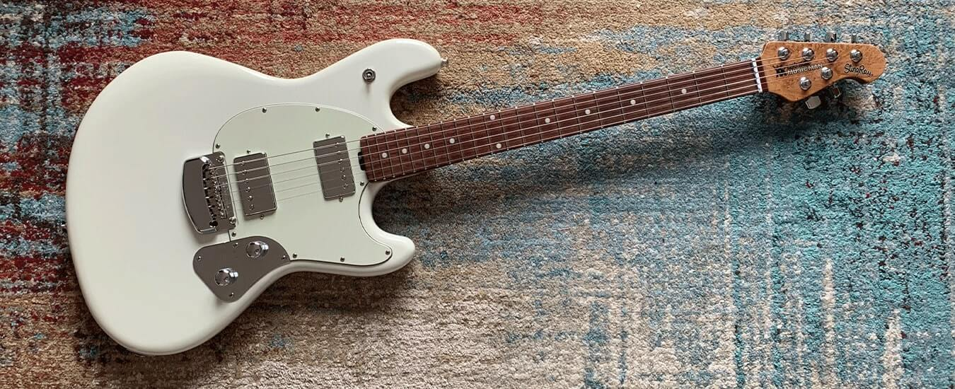 Music Man Stingray Review Featured